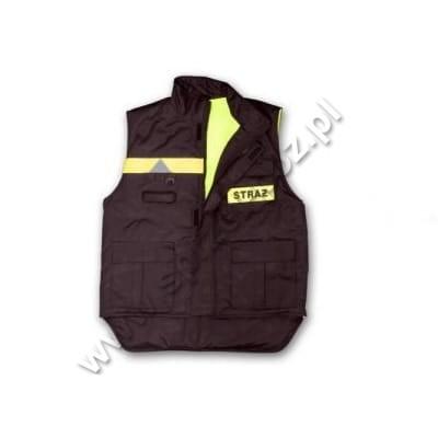 1a41e912d23e49 Kamizelka ubrania koszarowego POLIAMID Strażackie - Sprzęt-Poż ...