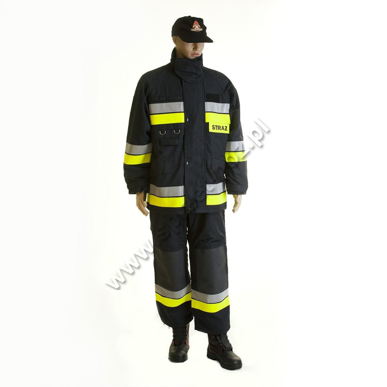 b29083834d1887 Ubranie specjalne strażaka GARDA - Sprzęt-Poż - kompleksowe ...