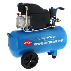 Kompresor tłokowy AIRPRESS HL 325-50