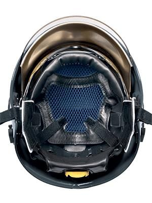 Hełm strażacki SICOR VFR EVO